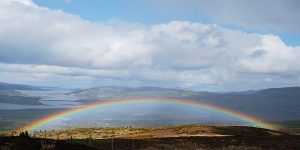 rainbow-weather-ireland-hiking-irelandways