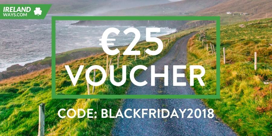 Black Friday 2018 Starts Now Hiking In Ireland Irelandways Com