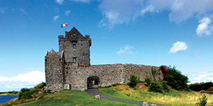 Dunguaire-Castle-Kinvara-Wild-Atlantic-Way-Ireland-Ways