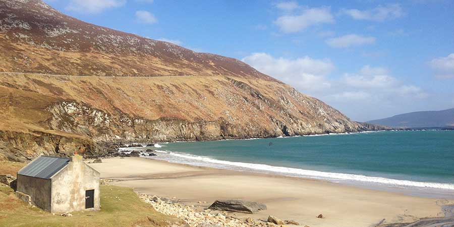 Achill-island-greenway-easy-walking-trails-ireland