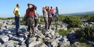 managing-the-irish-trails-burren-way-wardens-ireland