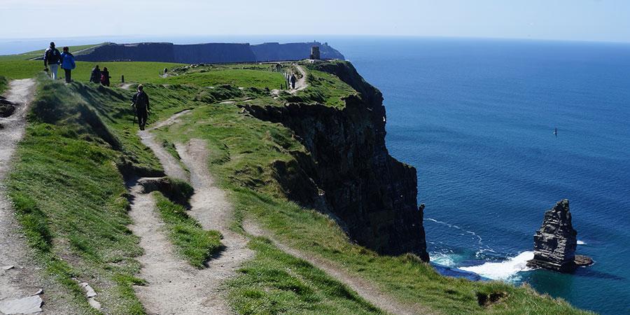 cliffs-of-moher-walking-burren-way-group-trips-Ireland