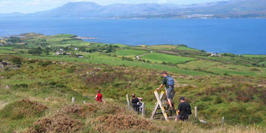 Climbing-a-style-sheeps-head-way-Irelandways