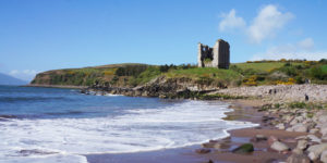 Minard-Castle-Kerry-Camino-Dingle-hiking-Ireland-Ways