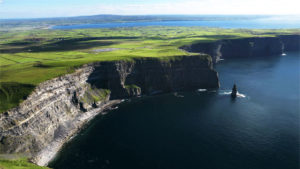Galway via Cliffs of Moher