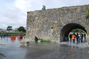 spannish-arch